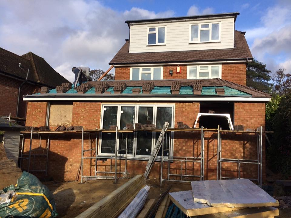 extension and loft conversion