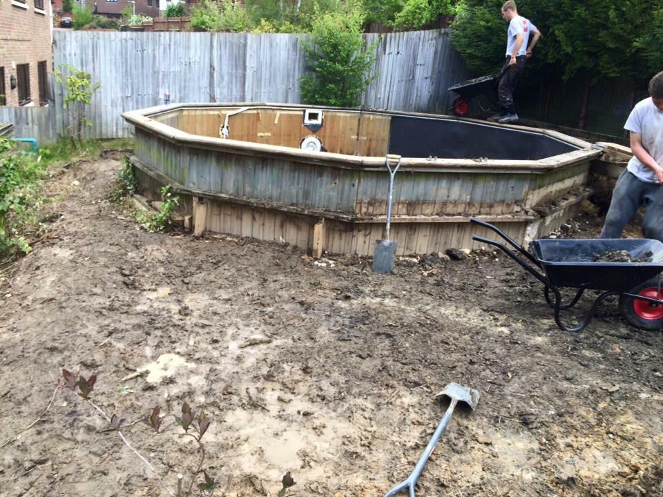 pool Infill