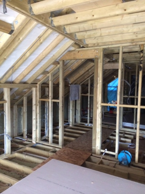 a roof conversion